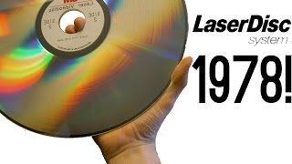 Download Forgotten Tech | LaserDisc - The DVD of the 1970's! Video