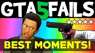 Download GTA 5 FAILS – Best Moments #2 (GTA 5 Funny Moments 2015 online Grand theft Auto V Gameplay) Video