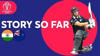 Download India vs New Zealand - The Story So Far   ICC Cricket World Cup 2019 Video