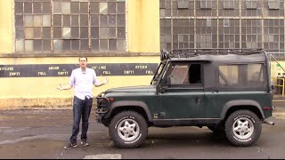 Download Here's Why The Land Rover Defender Costs $70,000 (Or More) Video
