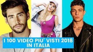 Download I 100 Video Più Visti Nel 2018 In Italia Video