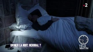 Download Santé - Uriner la nuit : normal ? Video