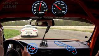 Download L´Anneau du Rhin April 5.4.2014 Borer Motorsport Porsche 997 GT3 onboard Video