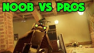 Download Can I Interrogate A PRO Team? - Rainbow Six Siege Gameplay Video