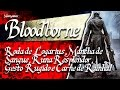Download Bloodborne - Roda de Logarius, Mancha de Sangue, Runa Resplendor, Gesto e Carne de Rainha! Video