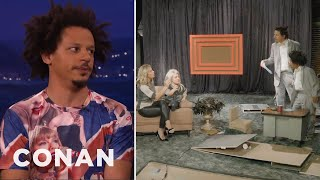 Download Eric André Likes To Torture His Guests - CONAN on TBS Video