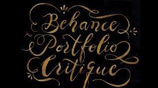 Download Behance Portfolio Review 2: Women Designers Showcase Video