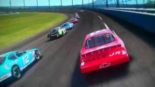 Download NASCAR 08 CRASHES! Video