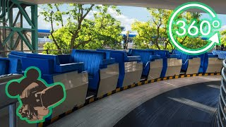 Download 360º Ride on Tomorrowland Transit Authority PeopleMover Video