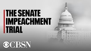 Download Impeachment Trial Day 6: Bolton revelations fuel fresh calls for testimony as Trump mounts defense Video