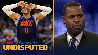 Download Stephen Jackson admits he got the 2017-18 Oklahoma City Thunder all wrong | UNDISPUTED Video