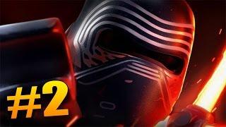 Download KYLO REN ÚTOČÍ! - Lego Star Wars The Force Awakens #2 Video