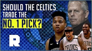 Download Should the Celtics Trade the No. 1 Pick? | NBA Draft Lottery | The Ringer Video