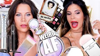 Download TESTING WEIRD PRODUCTS with Laura Lee Video