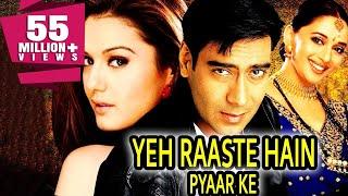 Download Yeh Raaste Hain Pyaar Ke (2001) Full Hindi Movie   Ajay Devgan, Madhuri Dixit, Preity Zinta Video