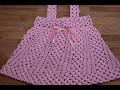 Download Crochet Vestidos para Niñas paso a paso Video