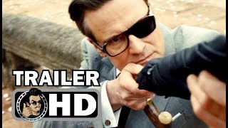 Download KINGSMAN 2: THE GOLDEN CIRCLE Official Trailer #2 (2017) Channing Tatum Action Movie HD Video