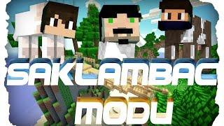 Download Minecraft : Modlu Saklambaç - Vanilla Minecraft w/AzizGaming,Barış Oyunda,JustGereksiz Video