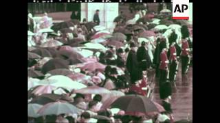 Download Visit of the King and Queen of Thailand - 1962 Video