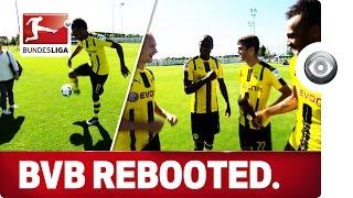 Download Aubameyang's Skills and Cowboy Dembele - Borussia Dortmund Media Day Video