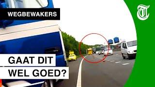 Download Levensgevaarlijke situatie op A28 Video