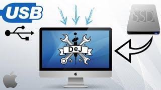 Download Instalar SSD por USB en IMac 2017 Video