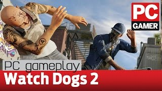 Download Watch Dogs 2 PC gameplay Video