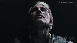 Download Death Stranding: (Mads Mikkelsen/Guillermo del Toro) Game Awards Announcement Trailer Video