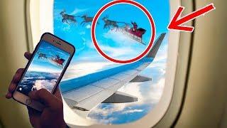 Download 7 Echte Weihnachtsmänner auf Kamera aufgenommen! Video