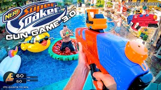 Download NERF GUN GAME | SUPER SOAKER EDITION 3.0 (Nerf First Person Shooter) Video