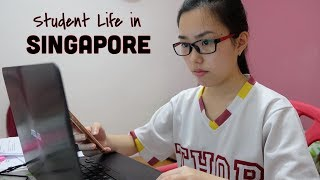 Download VLOG #3: A Day of Student Life in Singapore Video