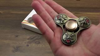 Download ОБЗОР: Металлический Спиннер Fidget Spinner серия ″Пираты Карибского моря″ Video