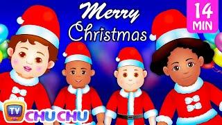 Download Spirit of Christmas | Christmas Children's Songs & Surprise Eggs for Kids | ChuChu TV Jingle Bells Video