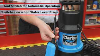 Download Clarke CSV4A Submersible Pump With Float Switch Video