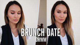 Download GRWM: Brunch Date Makeup & Outfit | ttsandra Video