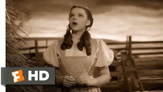 Download Somewhere Over the Rainbow - The Wizard of Oz (1/8) Movie CLIP (1939) HD Video