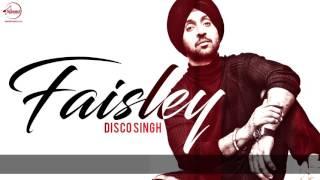 Download Faisley (Full Audio Song) | Disco Singh | Kamal Khan | Punjabi Audio Song | Speed Records Video