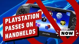 Download PlayStation Not Interested in Handheld Gaming - IGN Now Video