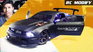 Download RC Modify 12 | FORD Mustang on 1/10 HPI Sprint 2 Drift Video