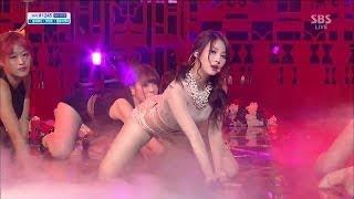 Download [걸스데이 Girl's Day] - Something @인기가요 Inkigayo 140112 Video