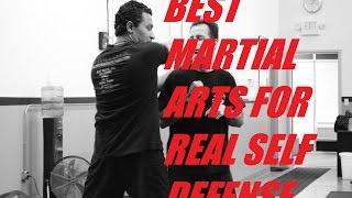 Download Best Martial Arts For Self Defense Video