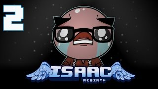 Download The Binding of Isaac: Rebirth - Let's Play - Episode 2 [Synergy] Video