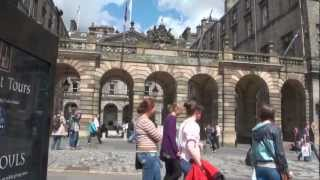 Download Student life in the city of Edinburgh Video
