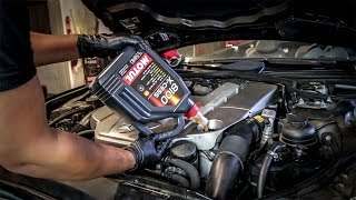 Download Here's Why A Mercedes Oil Change Costs $320 And Why You Should NEVER Pay That Price-Project SL55 Pt1 Video
