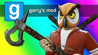 Download Gmod Axe Roulette! (Garry's Mod Sandbox Funny Moments) Video