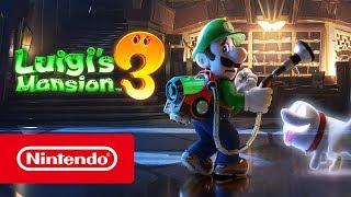 Download Luigi's Mansion 3 – E3 2019 Spotlight (Nintendo Switch) Video