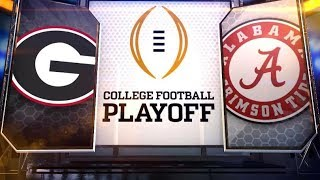 Download Georgia VS Alabama LIVE FAN REACTION END OF GAME 4th Quarter Video