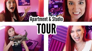 Download APARTMENT & RECORDING STUDIO TOUR Video