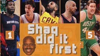 Download Shaqtin A Fool: Shaq Did It First Edition Video