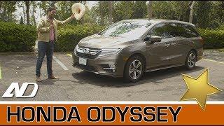 Download Honda Odyssey ⭐ - Mejor en todo que un SUV Video